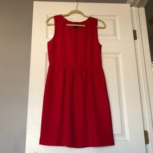 J. Crew magenta dress
